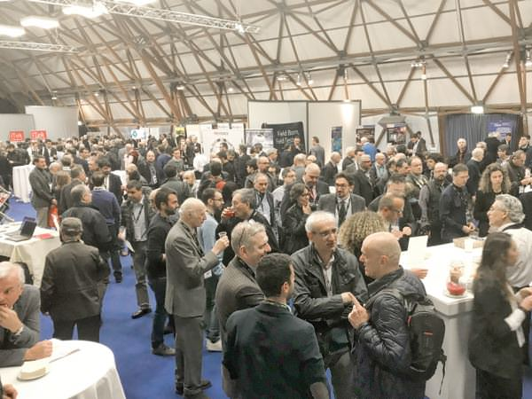 Visitors to SAVE Industrial automation and industrial instrumentation Milan